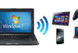 Come creare una rete WiFi da Windows 7