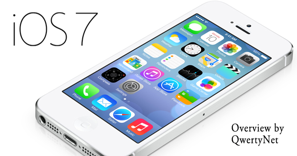 iOS 7 – Apple come non l'avevate mai vista prima