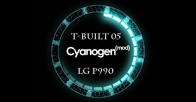 T-Build 05 finalmente disponibile per LG Optimus Dual!
